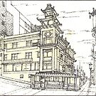 Chinatown_2 by Vladimir Kotov