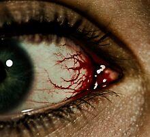Tears of Blood by Miranda Rose