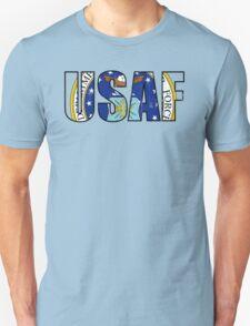 Air Force Abr Code T-Shirt