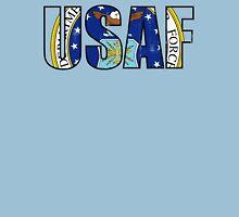 Air Force Abr Code Unisex T-Shirt