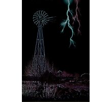 storms along the rylander spread Photographic Print