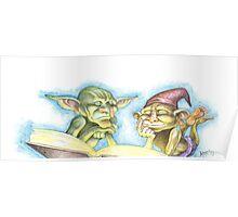 Goblin Book Poster