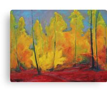 Indian Summer II Canvas Print