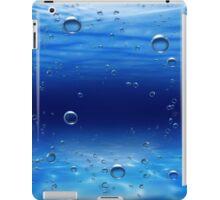 UNDER WATER iPad Case/Skin