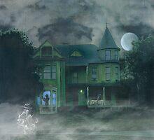 Nightside House by Jason Adams