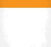 No002 My A Clockwork Orange minimal movie poster by JinYong