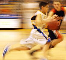 The Speed of Basketball by Kent Nickell