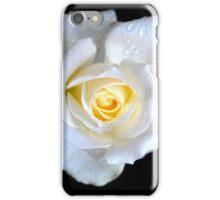 Wet Rose iPhone Case/Skin