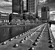Counting the Rivets - Melbourne by Hans Kawitzki