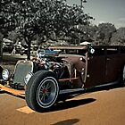 1925 Dodge Sedan Rat Rod by TeeMack
