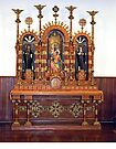 Furniture at New Norcia Monastery by Graeme  Hyde