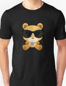 Cool Teddy Bear Unisex T-Shirt
