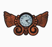 Steampunk Clock by jennartdesigns