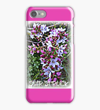 STAR STRUCK iPhone Case/Skin