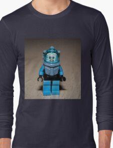 Mr Freeze Long Sleeve T-Shirt