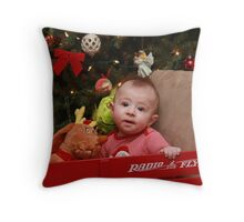 Are We Done Yet ? Throw Pillow