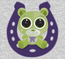Teddy Bear - Lucky Green Kids Clothes