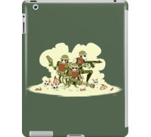 Robot Army iPad Case/Skin