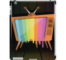 Rainbow TV iPad Case/Skin