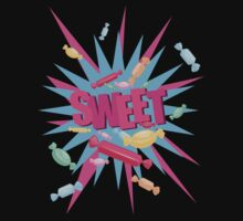Sweet Candy 2 One Piece - Short Sleeve