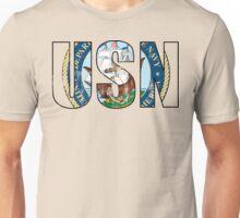Navy Abr Code Unisex T-Shirt