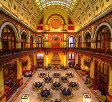 The Union Station Hotel by Gavin Nutt