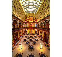 The Union Station Hotel Photographic Print