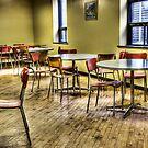 cafeteria by olga  hutsul