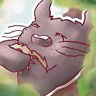 Tonari No Totoro by jooweeuh