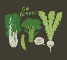 Go Green! (Leafy Green!) by Jenn Inashvili
