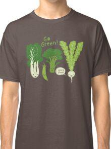 Go Green! (Leafy Green!) Classic T-Shirt