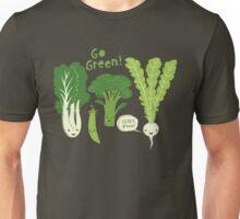 Go Green! (Leafy Green!) Unisex T-Shirt