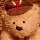 The Love Of An Old Teddy by Linda Miller Gesualdo