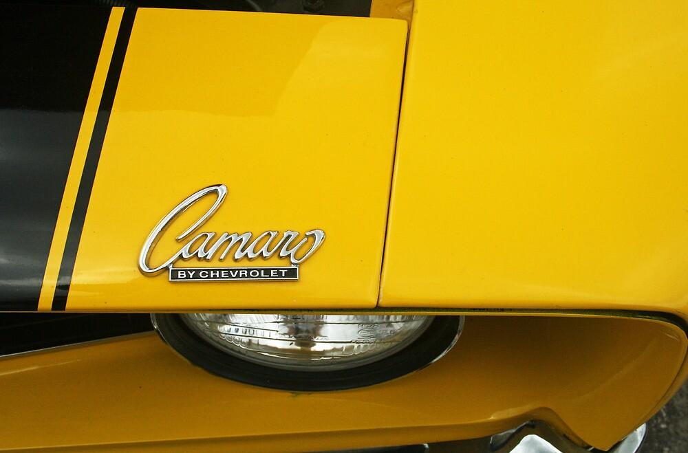 Camaro Chevvy by Kezzarama