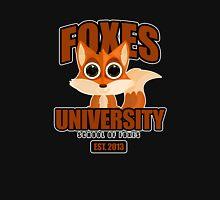 Foxes University  2 Unisex T-Shirt