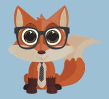 Fox Nerd Kids Clothes