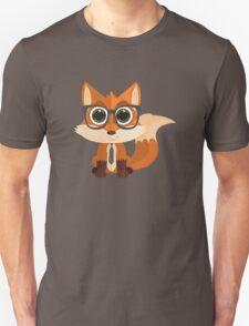 Fox Nerd Unisex T-Shirt