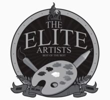 The Elite Artists Kids Tee