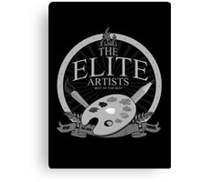 The Elite Artists Canvas Print