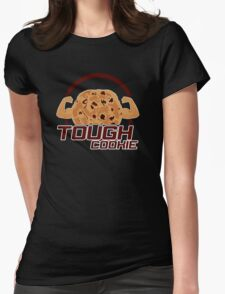 Tough Cookie (2) Womens Fitted T-Shirt