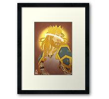 THE HOBBIT - The FALLen Prince Framed Print