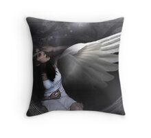 Spritual Creatures Throw Pillow