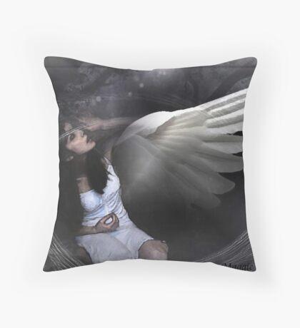 Spritual Creatures Throw Pillow