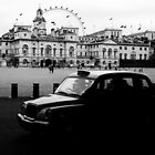 London Taxi by Janis Möller