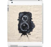 Twin Lens iPad Case/Skin