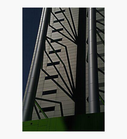 Brisbane Square Library - George street Photographic Print