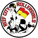 Reef City Rollergirls logo by Reef City Rollergirls