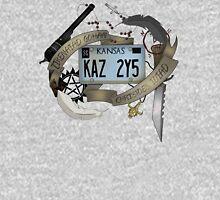 SUPERNATURAL - KAZ 2Y5 Mens V-Neck T-Shirt