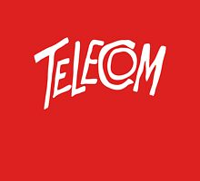 Telecom Logo Unisex T-Shirt