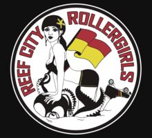 Reef City Roller Girls T-Shirts & Hoodies by Reef City Roller Girls